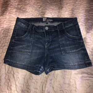 Kut from the Kloth Jean Shorts Size 10